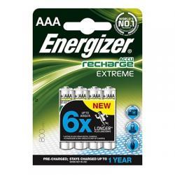 AKUMULATORKI ENERGIZER EXTREME AAA 800mAh (4)