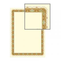 Karton ozdobny ARGO Złoto 250 g/m2 20 ark. A4