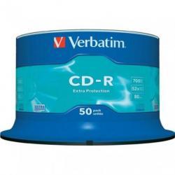 PŁYTA VERBATIM CD-R cake 50 szt.
