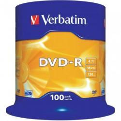 PŁYTA VERBATIM DVD-R cake100