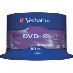 PŁYTA VERBATIM DVD+R cake 50 szt.