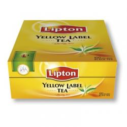 HERBATA LIPTON YELLOW LABEL (100)
