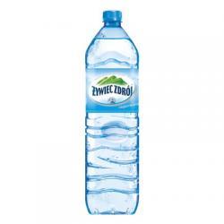 Woda ŻYWIEC ZDRÓJ 1,5l n/gazow