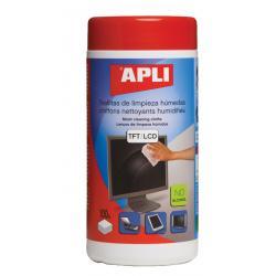 ŚCIERECZKI DO TFT/LCD APLI (100)