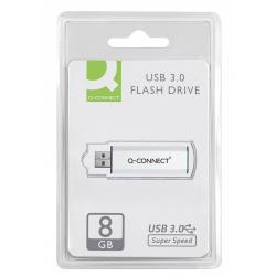 PENDRIVE USB 3.0 Q-CONNECT 8GB