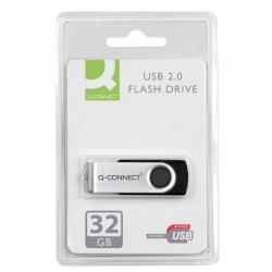 PENDRIVE USB 2.0 Q-CONNECT 32GB