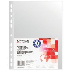 KOSZULKI OFFICE PRODUCTS A4 30µm GROSZKOWE (100)