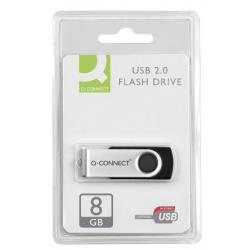 PENDRIVE USB 2.0 Q-CONNECT 8GB