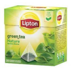 HERBATA LIPTON PIRAMID's GREEN NATURE (20)
