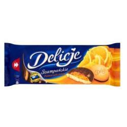 DELICJE SZAMPAŃSKIE 147g POMARAŃCZOWE