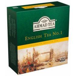HERBATA AHMAD TEA No.1 (100)
