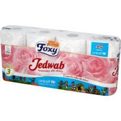 PAPIER TOALETOWY FOXY JEDWAB (8)