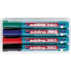 MARKERY DO TABLIC EDDING 380 - 4 szt.