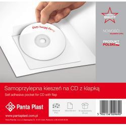 KIESZENIE SAMOPRZYLEPNE PANTA PLAST CD 120x120mm