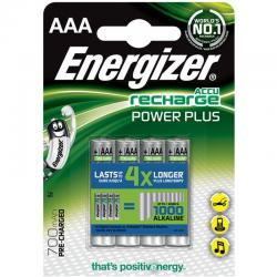 AKUMULATORKI ENERGIZER POWER PLUS AAA 700mAh (4)