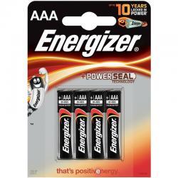 BATERIA ENERGIZER ALKALINE POWER. AAA. LR03. 1. 5V. 4SZT.