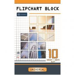 BLOK DO FLIPCHARTU 64 X 100CM KRATKA (10)