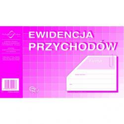 EWIDENCJA PRZYCHODÓW (ALBUM) (OFFSET) MICHALCZYK I PROKOP A5