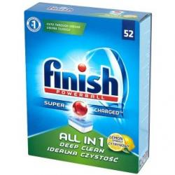 TABLETKI DO ZMYWARKI FINISH ALL in 1 REGULAR (52)