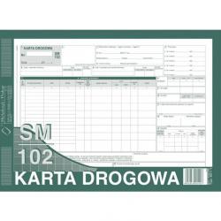 KARTA DROGOWA - CIĘŻAROWY (OFFSET) MICHALCZYK I PROKOP A4
