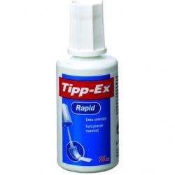 KOREKTOR W PŁYNIE TIPP-EX RAPID 20 ML
