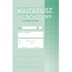 KWITARIUSZ PRZYCHODOWY (O+2K) MICHALCZYK I PROKOP A4