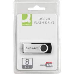 PENDRIVE 8GB Q-CONNECT 2.0 HIGH SPEED