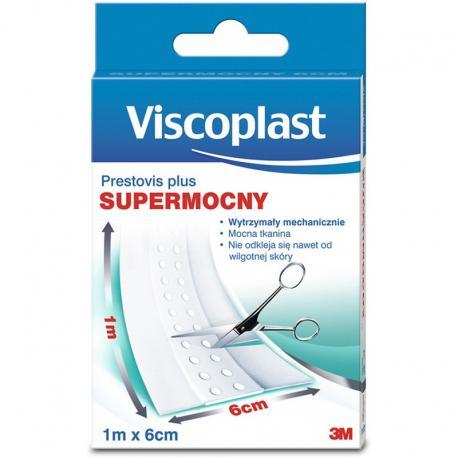 PLASTER VISCOPLAST 6 CM X 1 M