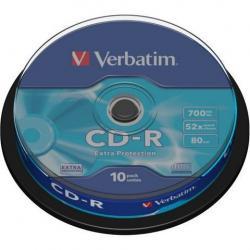 PŁYTA CD-R VERBATIM CAKE BOX 10 SZT.