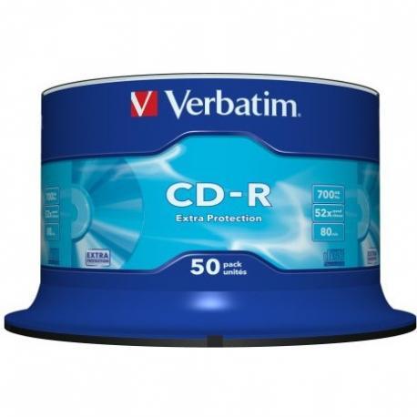 PŁYTA CD-R VERBATIM CAKE BOX 50 SZT.