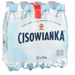 WODA CISOWIANKA NIEGAZOWANA 0.5 L