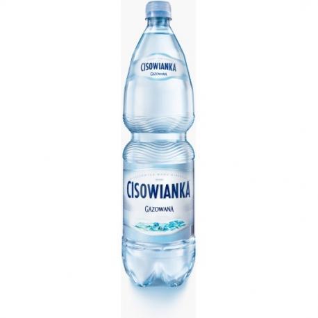 WODA CISOWIANKA GAZOWANA 1.5 L