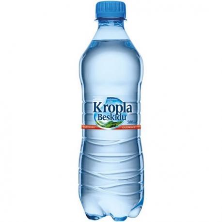 WODA GAZOWANA KROPLA BESKIDU 0.5L