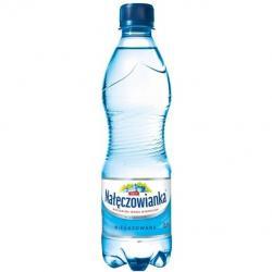 WODA NIEGAZOWANA NAŁĘCZOWIANKA 0.5 L