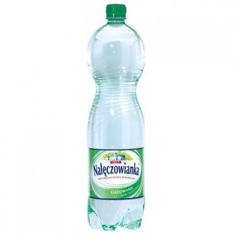 WODA GAZOWANA NAŁĘCZOWIANKA 1.5 L