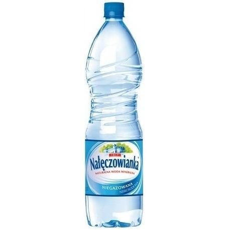 WODA NIEGAZOWANA NAŁĘCZOWIANKA 1.5 L