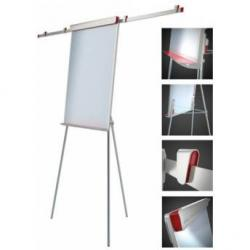 FLIPCHART 2x3 OFFICE PRO RED Z RAMIONAMI