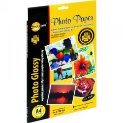 PAPIER FOTO YELLOW ONE A4 160 G BŁYSK (20)