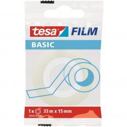 TAŚMA BIUROWA TESA BASIC 15 MM X 33 M