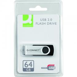 PENDRIVE USB 2.0 Q-CONNECT 64GB