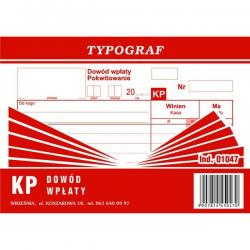 KP A6 TYPOGRAF