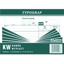 KW A6 TYPOGRAF