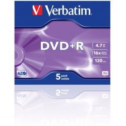PŁYTA DVD+R VERBATIM SLIM 1 SZT.