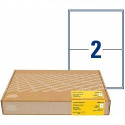 Etykiety wysyłkowe Avery Zweckform, 300 ark./op., 199,6x143,5mm