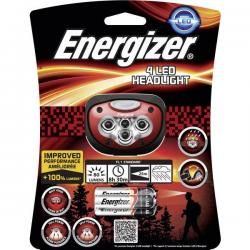 LATARKA ENERGIZER HEADLIGHT 4 LED + 3*AAA