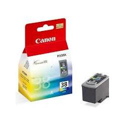 Tusz Canon CL38 do P-1800/2500, MP-140/210   9 ml   CMY