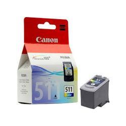 Tusz Canon CL511 do MP-240/260/270, MX-360 | 9ml | CMY