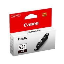 Tusz Canon CLI551BK do iP-7250, MG-5450/6350   7ml   black