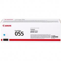Toner Canon CRG055C do i-SENSYS MF742Cdw/MF744Cdw | 2100 str. | Cyan