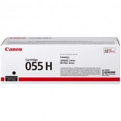 Toner Canon CRG055HBK do i-SENSYS MF742Cdw/MF744Cdw | 7600 str. | Black